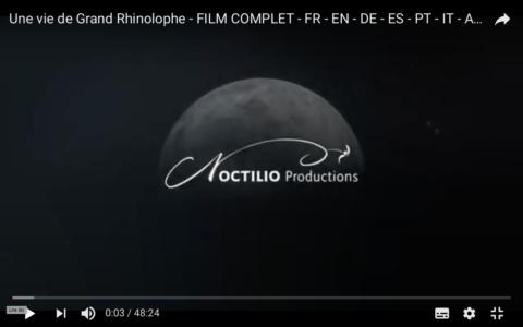 Une vie de Grand Rhinolophe – FILM COMPLET